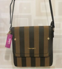 Coffee and Black Ladies One Side Bag