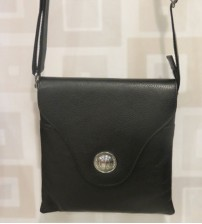 J Blues Black Ladies One Side Bag