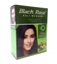 Black Rose Hair Dye