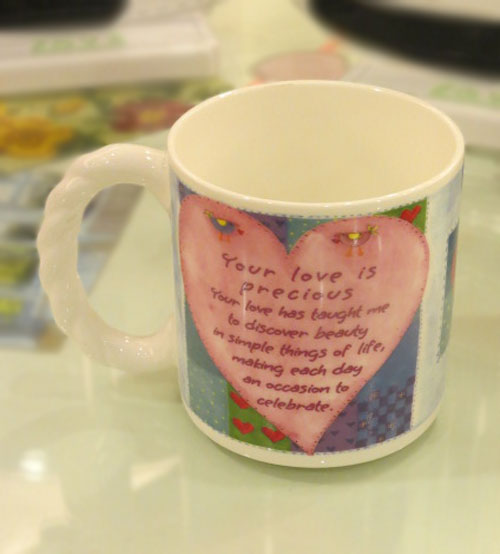 Archies Precious Love Ceramic Mug