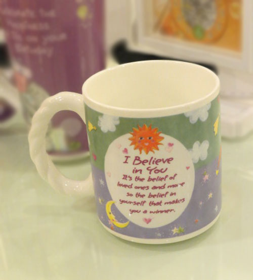 Lovable Ceramic colorful Mug