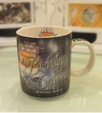 Birthday Dream Ceramic  Mug