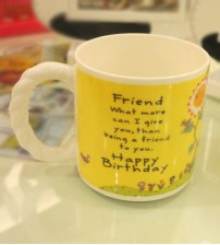 Archies Birthday Ceramic Mug