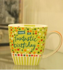 Archies Fantastic Birthday Ceramic Mug