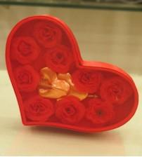 Choco Mocha Valentine Chocolates