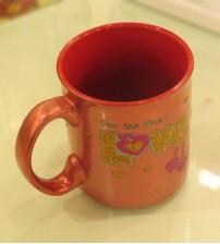 Archies For My Love Ceramic Mug