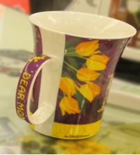 My Dear Mom Ceramic Mug