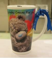 Birthday Cheers Ceramic Mug