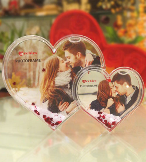 Archies Valentine Photo Frame