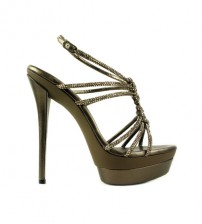Embossed Croc Shoe